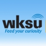Logo da emissora WKSU 89.7 FM Channel 3