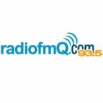 Logo da emissora Radio FmQ 93.5 FM