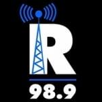 Logo da emissora Radio Revolución 98.9 FM