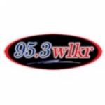 Logo da emissora WLKR 95.3 FM