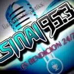 Logo da emissora Radio Sinai 95.3 FM