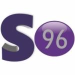 Logo da emissora Radio Sonora 96.3 FM