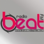 Logo da emissora Rádio Beat FM