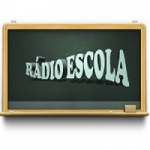 Logo da emissora Rádio Escola São Paulo