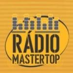 Logo da emissora Rádio Master Top