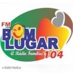 Logo da emissora Rádio Bom Lugar 104.9 FM