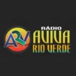 Logo da emissora Rádio Aviva Rio Verde