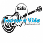 Logo da emissora Rádio Louvor e Vida