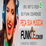 Logo da emissora Rádio Funk Cearense
