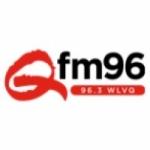 Logo da emissora WLVQ 96.3 FM