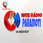 Logo da emissora Web Rádio Paramoti