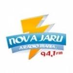 Logo da emissora Rádio Nova Jaru 94.1 FM