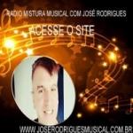 Logo da emissora Rádio Mistura Musical
