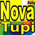 Logo da emissora Rádio Nova Tupi