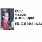 Logo da emissora Rádio Sucesso Web de Jequié