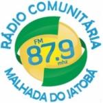 Logo da emissora Rádio Malhada do Jatobá 87.9 FM