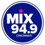Logo da emissora WMOJ 94.9 FM