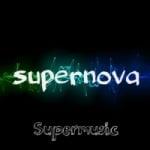 Logo da emissora Rádio Supernova