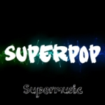 Logo da emissora Rádio Superpop