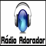 Logo da emissora Rádio Adorador
