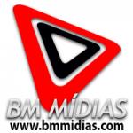 Logo da emissora Rádio BM Mídias