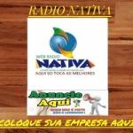 Logo da emissora Rádio Nativa SVP