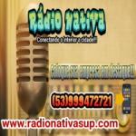 Logo da emissora Rádio Nativa