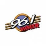 Logo da emissora WMTR 96.1 FM