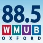 Logo da emissora WMUB 88.5 FM