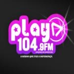 Logo da emissora Rádio Play FM RN