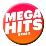 Logo da emissora Mega Hits Brasil