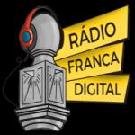 Logo da emissora Rádio Franca Digital