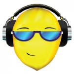 Logo da emissora Rádio Flashback na Veia