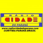 Logo da emissora Rádio Cidade do Paraná