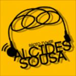 Logo da emissora Rádio TV Web Alcides de Souza