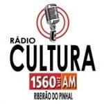 Logo da emissora Rádio Cultura 1560 AM