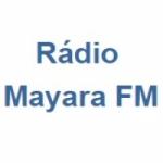 Logo da emissora Rádio Mayara FM