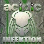 Logo da emissora Rádio Acidic Infektion