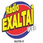 Logo da emissora Rádio Exaltai