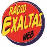 Logo da emissora Rádio Exaltai Web