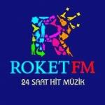 Logo da emissora 34 Roket Fm