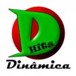 Logo da emissora Web Rádio Dinâmica Hits