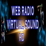 Logo da emissora Web Rádio Virtual Sound