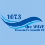 Logo da emissora WNWV 107.3 FM