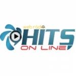 Logo da emissora Hits Online