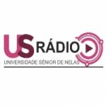 Logo da emissora Rádio Universidade Sénior de Nelas