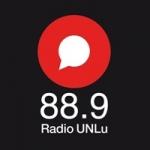 Logo da emissora Radio Universidad de Lujan 88.9 FM