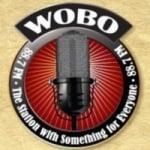 Logo da emissora WOBO 88.7 FM