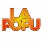 Logo da emissora Radio La Popu