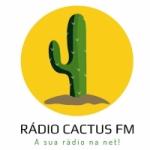 Logo da emissora Rádio Cactus FM